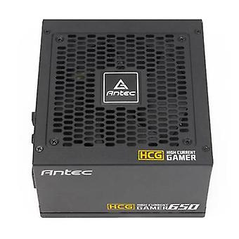Antec HCG-650G 650w 80+ Gold Fully Modular PSU 120mm FDB Fan