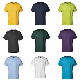 ID para crianças/crianças Unisex jogo Regular montagem t-shirt manga curta