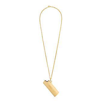 Ambush 12112095Gold Uomini's Collana in metallo d'oro
