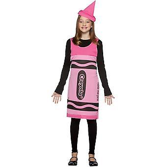 Costume Teen rose crayon Crayola