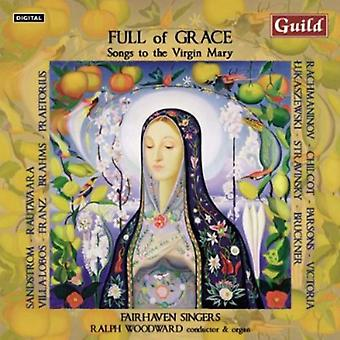 Rachmaninov/Parsons/Franz - Full of Grace: Songs to the Virgin Mary [CD] USA import