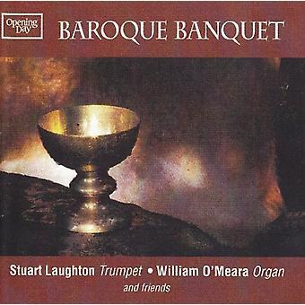 Laughton & O'Meara - Baroque Banquet [CD] USA import