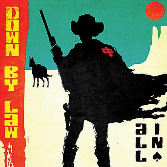 Down by Law - All in [CD] USA import