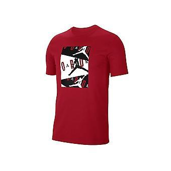 Nike M J Jordan Air SS Crew CD5628687 universal all year men t-paita