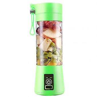 Portable Home Usb Rechargeable Electric Fruit Extractor Juice Blender