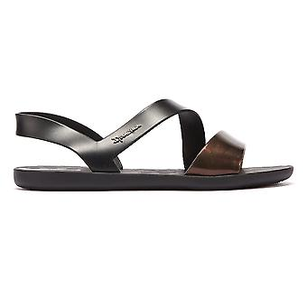 Ipanema Vibe Womens Black Sandals
