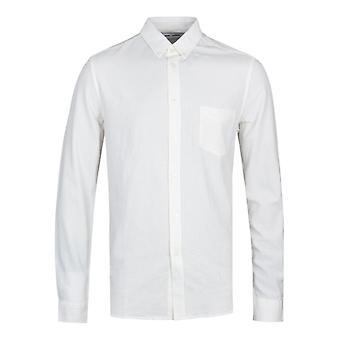 Samsoe & Samsoe Liam BA 11532 White Shirt