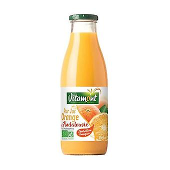 Pure orange juice from Andalusia 750 ml