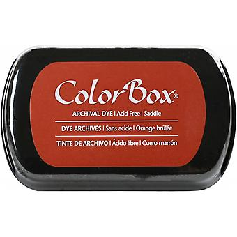 Clearsnap ColorBox Archival Dye Ink Full Size Saddle