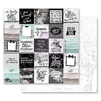 Prima Marketing Flirty Fleur 12x12 Inch Paper Pack Zo mooi