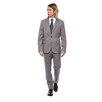 Milliardaire italien Couture Grich Lt Grey Suit - BI99404400