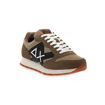 Sun68 77 jaki solid bicolor sneakers fashion