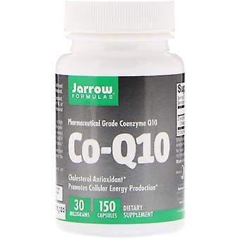 Fórmulas Jarrow, Co-Q10, 30 mg, 150 Cápsulas