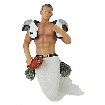 Tight End Merman December Diamond Collectible Ornament