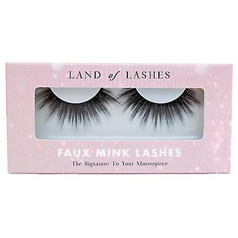 Land of Lashes Faux Mink Lashes - Captivate - The Signature to Your Masterpiece