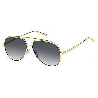 Sunglasses Women's Pilot gold/grey