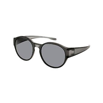 Sunglasses Unisex transfer grey with grey lens VZ0039M1