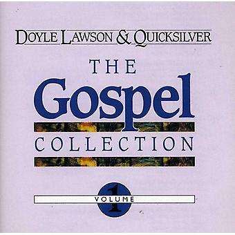 Doyle Lawson & Quicksilver - Gospel Collection 1 [CD] USA import