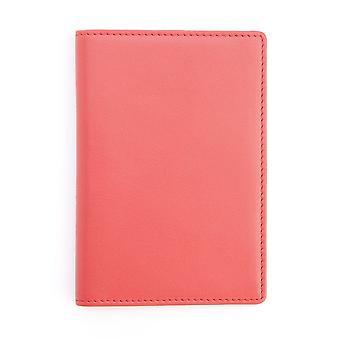 Cas de passeport de blocage RFID - Rouge