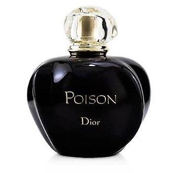 Poison Eau De Toilette Spray 100ml or 3.3oz