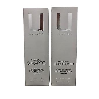 Unite Luxury Pearl & Honey Shampoo & Conditioner Set 8.5 OZ Each