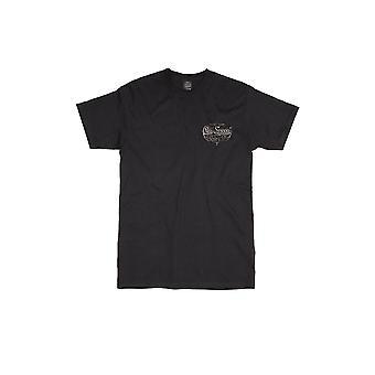 Lucky 13 Men's T-Shirt Old Custom