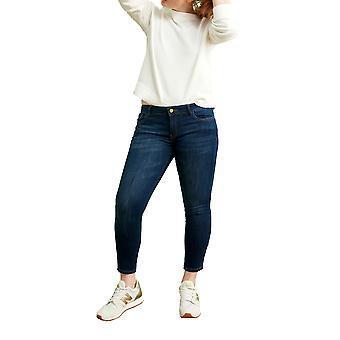 Warp + Weft | JFK - Crop Skinny Jeans