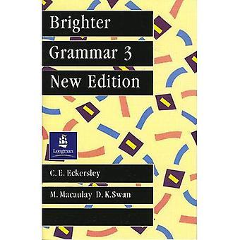 Brighter Grammar: Bk.3 (Brighter Grammar)