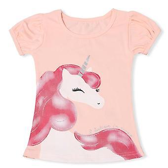 Fashion Unicorn Short Sleeves T-shirt