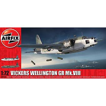 Airfix Vickers Wellington Mk.Viii (septembrie 2019)