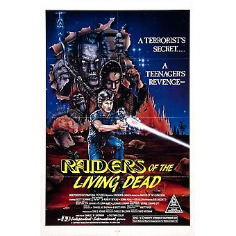 Raiders of the Living Dead Movie Poster Print (27 x 40)