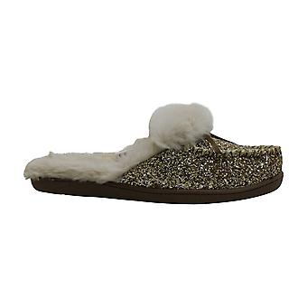 INC International Concepts Womens yuliaa Canvas Gesloten Toe Slip Op Slippers