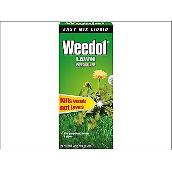 Miracle Weedol Lawn Weedkiller Concentrated 1L 118022