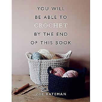 U zult in staat zijn om haak door het einde van dit boek (U zult in staat zijn om)