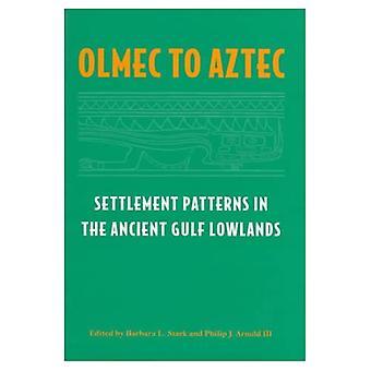 Van Olmec tot Azteken : Recent Settlement Pattern Research in de Ancient Gulf Lowlands