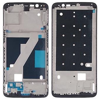 Lcd-rammeplade for fronten til OnePlus 5T (sort)