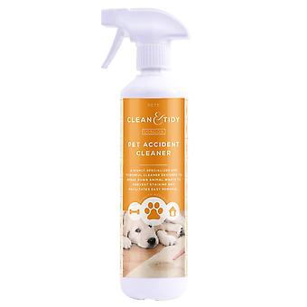 Clean & Tidy Pet Care Pet Accident Cleaner - 500ml