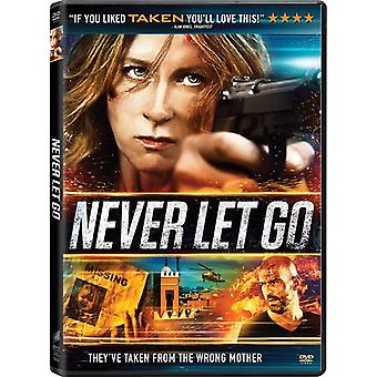 Never Let Go import USA (2016) [DVD]
