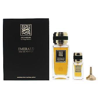 Signature Sillage D'Orient Emerald Eau de Parfum 100ml & EDP 15ml Gift Set