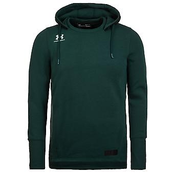 Under Armour Mens Accelerate Off Pitch Hoodie Logo Jumper 1328071 416