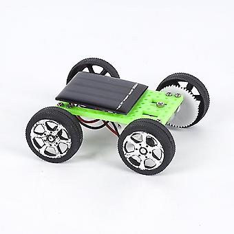 Adults 3D Puzzle Craft Kit to Challenging Building Mini Solar Car Puzzles Model