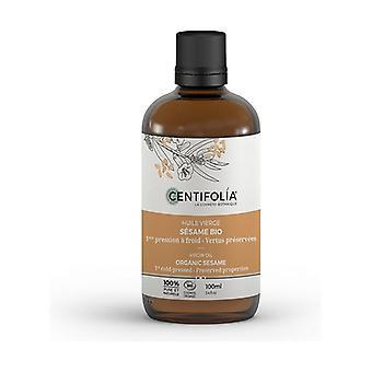 Organic virgin sesame oil 100 ml
