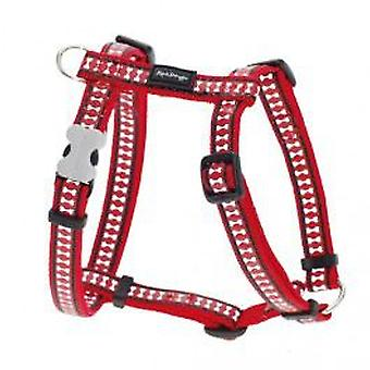 Red Dingo Harness Bone 1,2x 29-46 cm (Dogs , Collars, Leads and Harnesses , Harnesses)