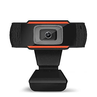 Full Hd, Built-in Microphone, Usb Plug, Web-cam For Computer, Mac, Laptop