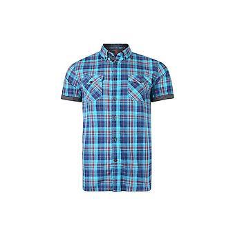 KAM Jeanswear Retro Check Shirt