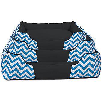 Ferribiella Zigo-Zago Waterproof Bed (Dogs , Bedding , Beds)