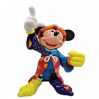 Scorcerer Mickey Mouse Disney Britto Statement Figurine