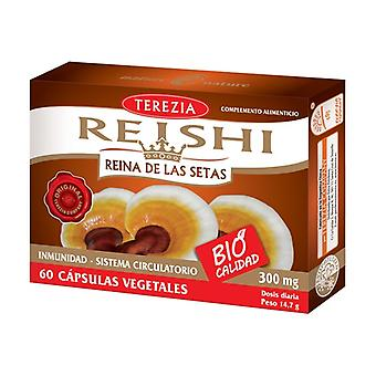 100% Bio Reishi 60 capsules