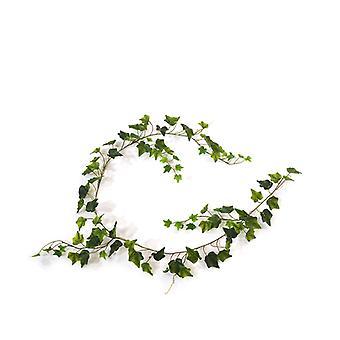 Kunst klimop slinger 180 cm groen