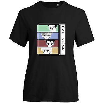 Ahunter X Hunter For Boy's T-shirt